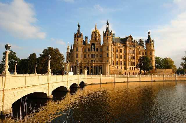 Strom und Anbieter in Schwerin