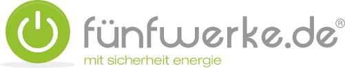 Logo fünfwerke GmbH & Co. KG