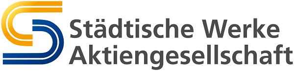 Logo Städtische Werke Aktiengesellschaft, Kassel